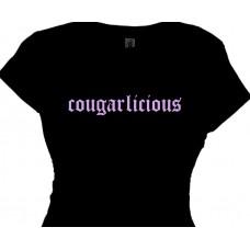 Cougarlicious | Cougar Women T Shirts
